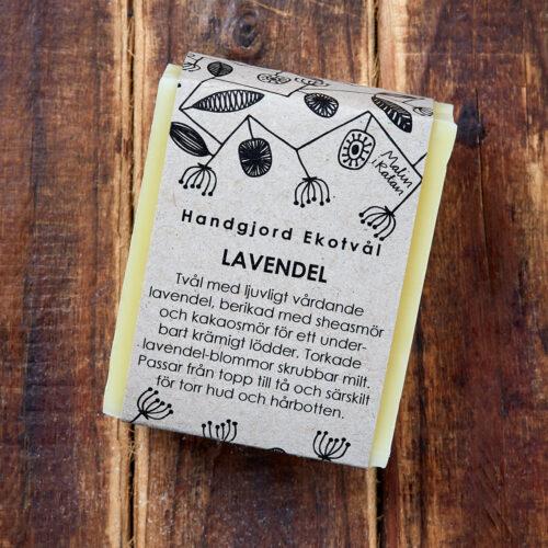 Lavendel tvål
