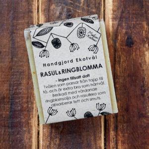 Rasul & Ringblomma ekotvål